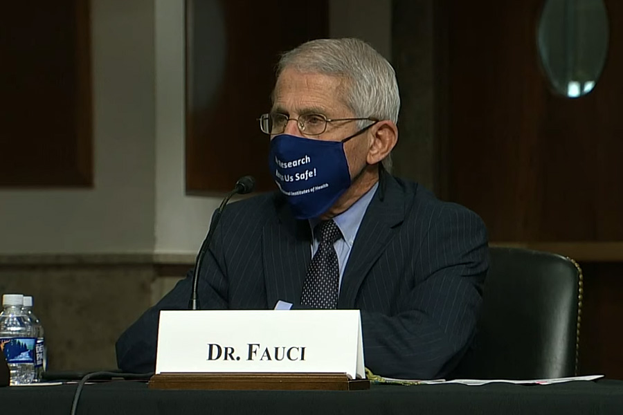 Judicial Watch President Tom Fitton claimed that Dr. Anthony Fauci, serves as the director of NIAID, had been avoiding Judicial Watch's attempts to acquire information on NIAID's purported connections to the Wuhan Institute of Virology – where some allege COVID-19 was originally leaked from – leading to the lawsuit that was filed this week.