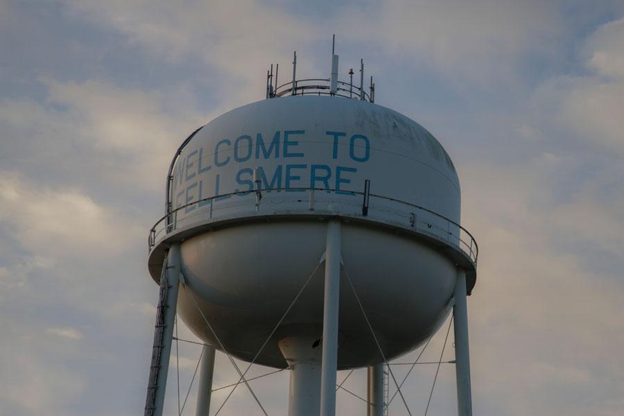 Fellsmere Water Tower
