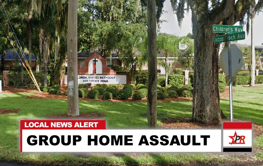 GROUP HOME ASSAULT
