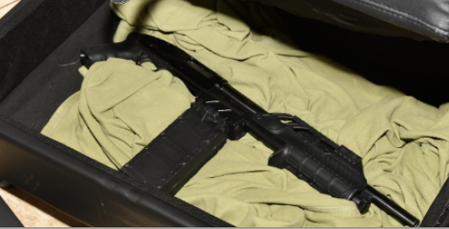 . Detectives recovered an AR-15 and several other weapons at the home of Lindsey's father in Fort Lauderdale and recovered another AR-15 as a result of the investigation.