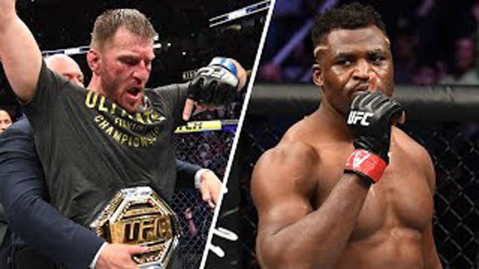 Second Time Around – UFC 260 Stipe Miocic vs Francis Ngannou II