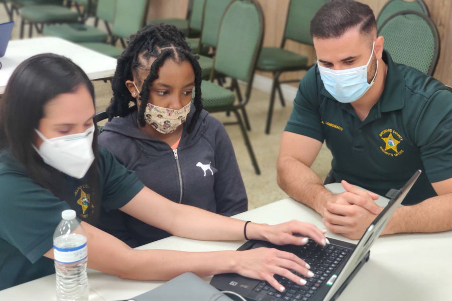 The Broward Sheriff's Office Deerfield Beach Community Outreach Resource and Education (CORE) team, under the guidance of Broward Sheriff's Office's Deerfield Beach Captain Rodney Brimlow, has embarked on a fresh and innovative project aimed at planting a S.E.E.D. in Deerfield Beach.