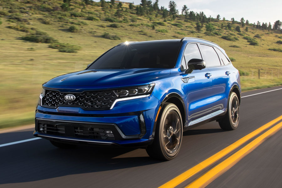 All-new Sorento and K5 one step closer to the prestigious win, beating out 22 other vehicles to earn top spots. Follows unexpected triumph of Telluride as 2020 World Car of the Year.