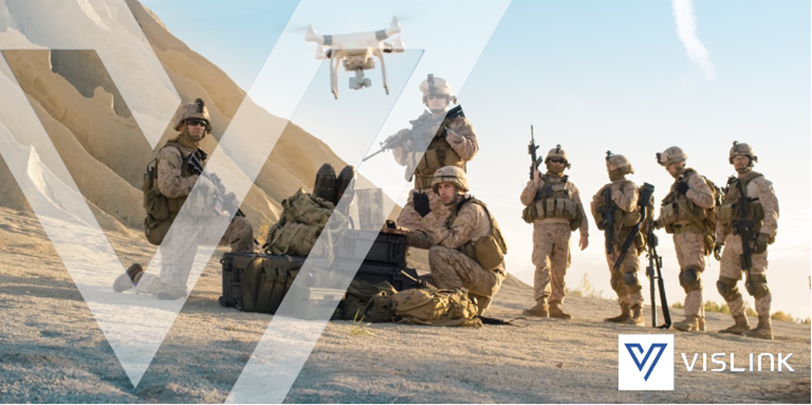 This announcement represents yet another order by U.S. armed forces for these ruggedized and lightweight receivers, which are designed to display the high-resolution, real-time video imagery transmitted by aerial platforms.