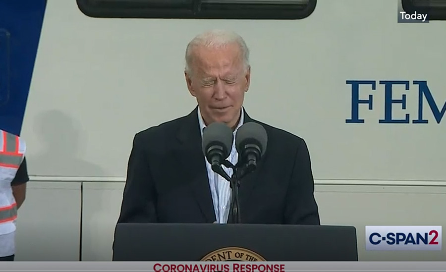 """Concerns regarding US President Joe Biden's mental health gained momentum once again after he mumbled """"What Am I Doing Here? I'm Going To Lose Track Here…"""" during his recent trip to Houston, Texas. The gaffe was picked up and transcribed on the White House website."""