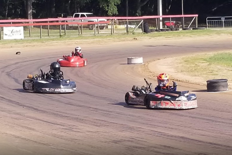The Original Speedway Park on Racetrack Road in Fruitland Park is believed to be the oldest Dirt Kart Track in America. The 1/6 mile clay oval has hosted Saturday Night Dirt Kart Racing for Go Kart enthusiasts since opening in 1956.