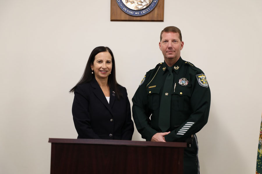 State Attorney Amira Fox and Charlotte County Sheriff Bill Prummell made the announcement today, March 23, 2021. This is the first time ever in Charlotte County that a person has been indicted for murder for unlawful distribution of drugs and only the second time in the 20th Judicial Circuit.