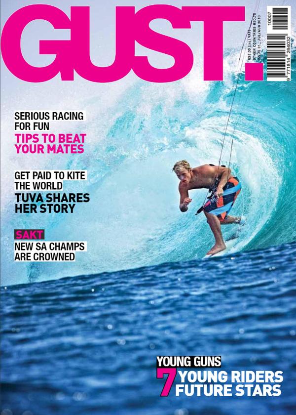 Gust Magazine