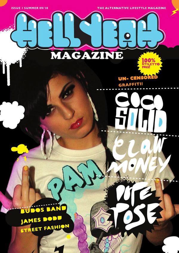Hell Yeah Magazine