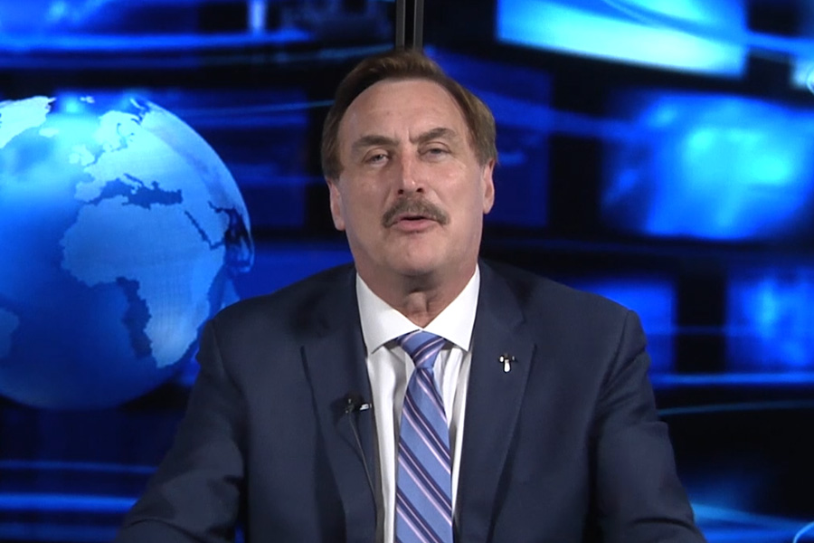 Mike Lindell,