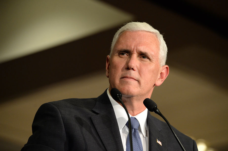 Pence has joined the Worldwide Speakers Group roster of global thought leaders.