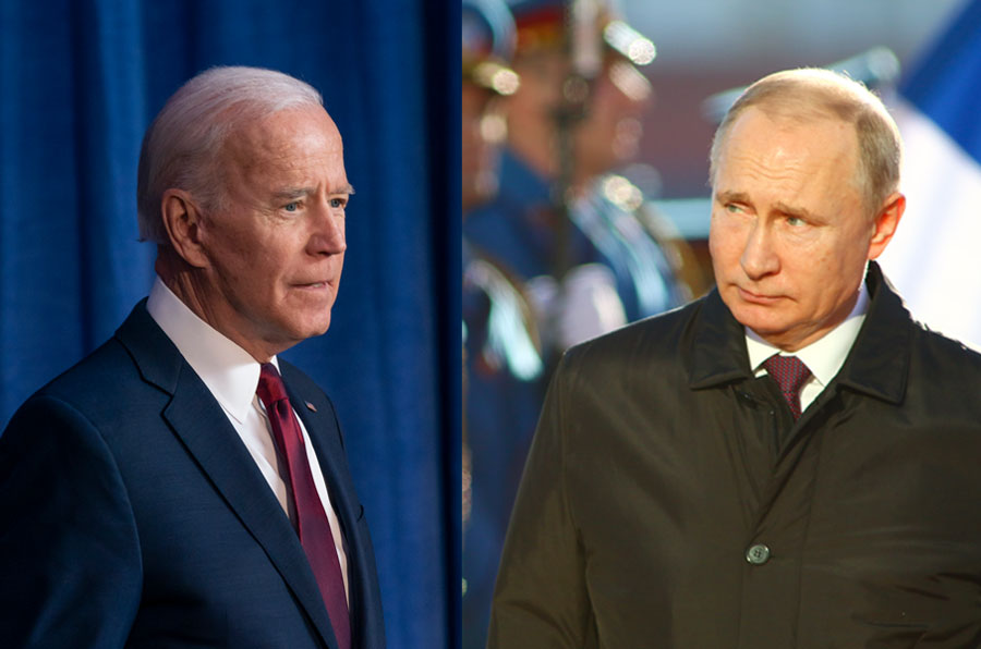Putin Challenges Biden to Online Debate After the President Refers to Him