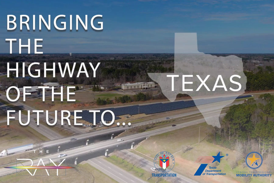 The Ray Announces Collaboration to Drive Transportation Innovation in Central Texas
