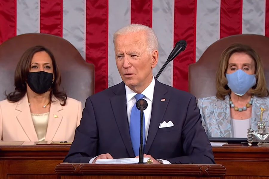 Joe Biden Televised Congressional Speech Nets 26.9 Million Viewers