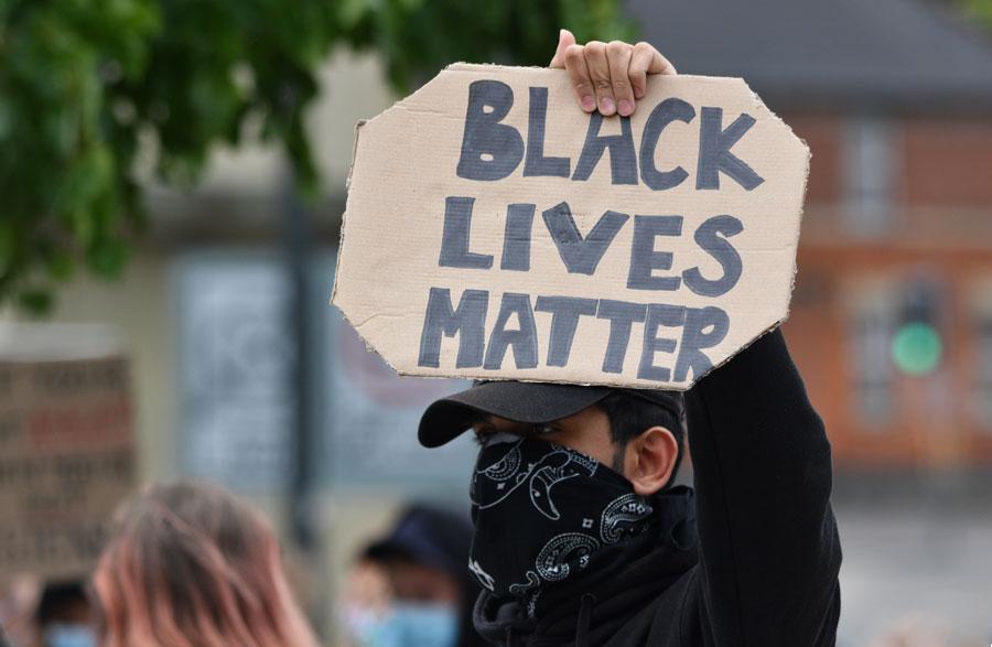 Violent BLM Rioters