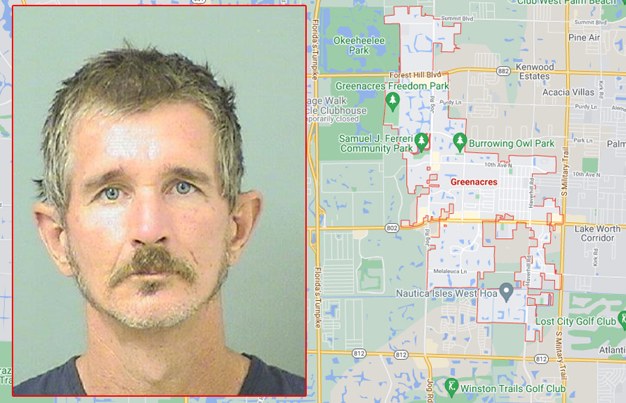 In accordance with Chapter 775 the Palm Beach County Sheriff's Office is advising the public about a declared Sexual Predator who is now residing in West Palm Beach, FL. To view additional information about sexual predators in your neighborhood visit https://offender.fdle.state.fl.us.