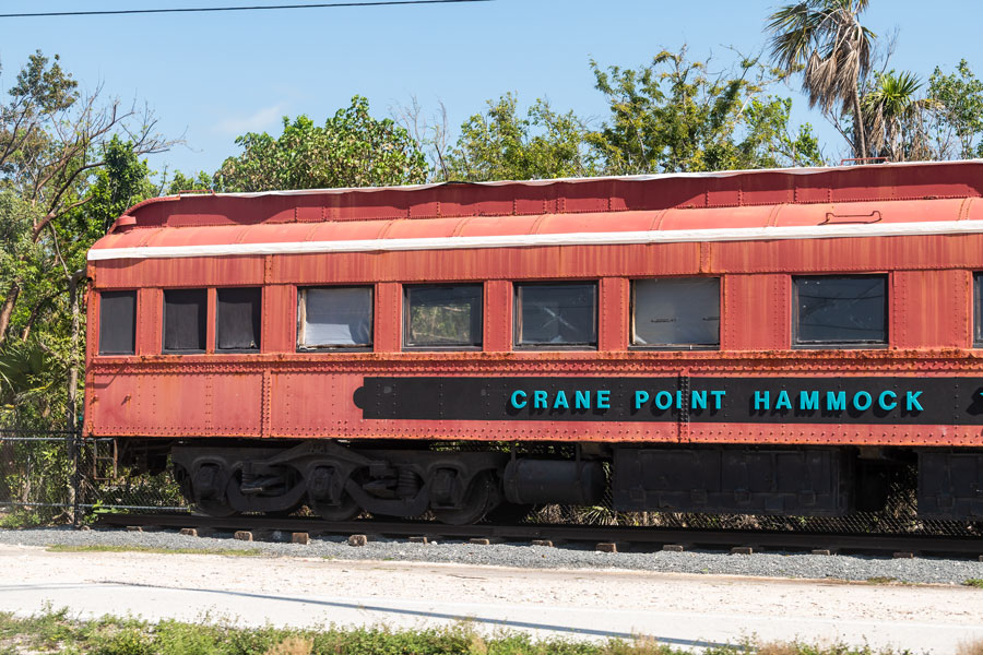 Crane Point Museums and Nature Center in in Florida keys.