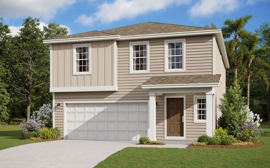 Dream Finders Homes Selling at New Atlantic Beach Community, Dutton Island Oaks