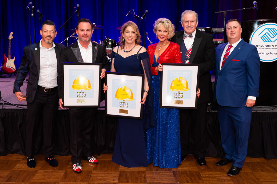 Boys & Girls Clubs Of Broward County 53rd Annual Dinner Auction Rita Rick Case Hall Of Fame Induction