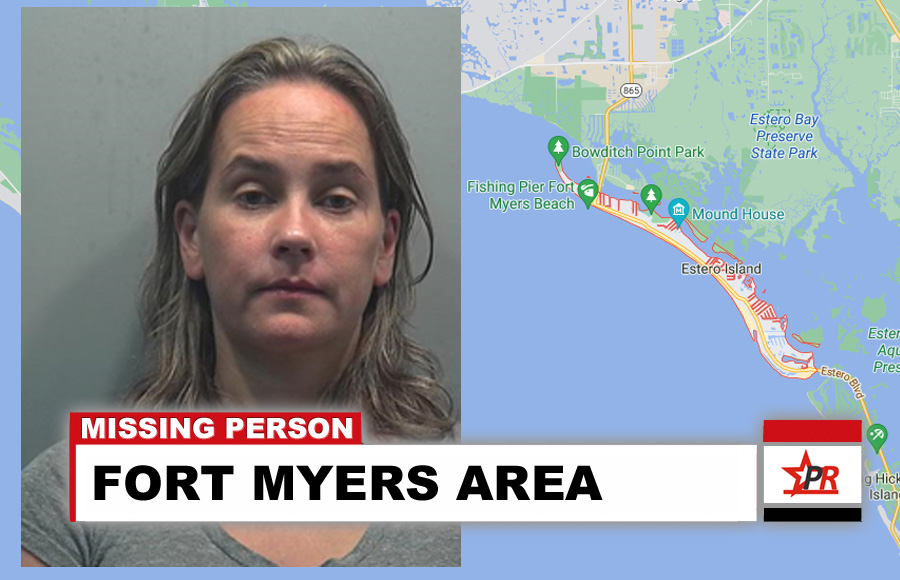 Melissa Rose Hautaniemi, 44, was last seen at on South Street, in Fort Myers Beach, on March 29, 2021.