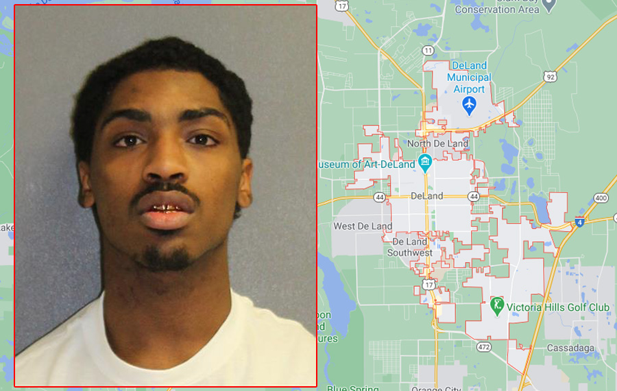 Jaquez Tuijay Smith, 21, faces a mandatory life sentence at a hearing to be set later this month. Smith is a Prison Release Reoffender, meaning he is qualified for the enhanced sentence – he committed this crime within a 3-year window after being released from prison.