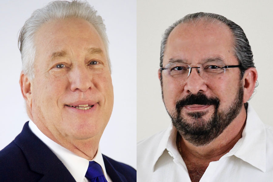 Artie Schneider (Left) and Ron Schwartz, veterans in the real estate industry, recently formed FLORIDA-REO, LLC (FREO) a real estate consulting firm based in Orlando, at 7217 East Colonial Drive, Suite 215, with a satellite office in Cape Cod, MA.