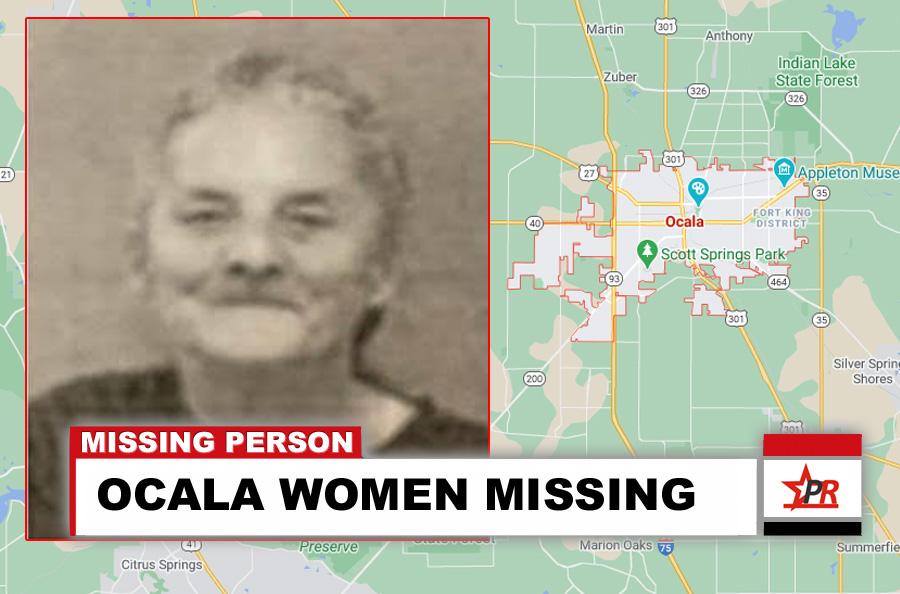 OCALA WOMEN MISSING