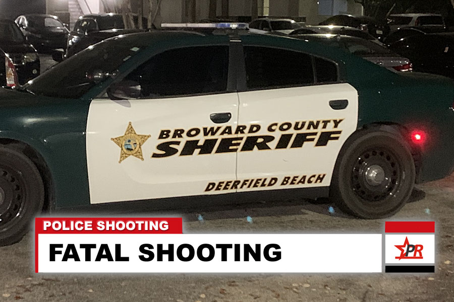 Florida Department Of Law Enforcement Investigating Deputy-Involved Shooting In North Lauderdale Thursday Night