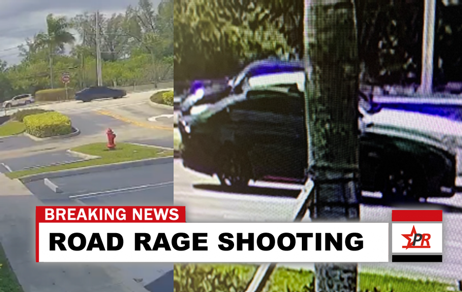 ROAD RAGE SHOOTING