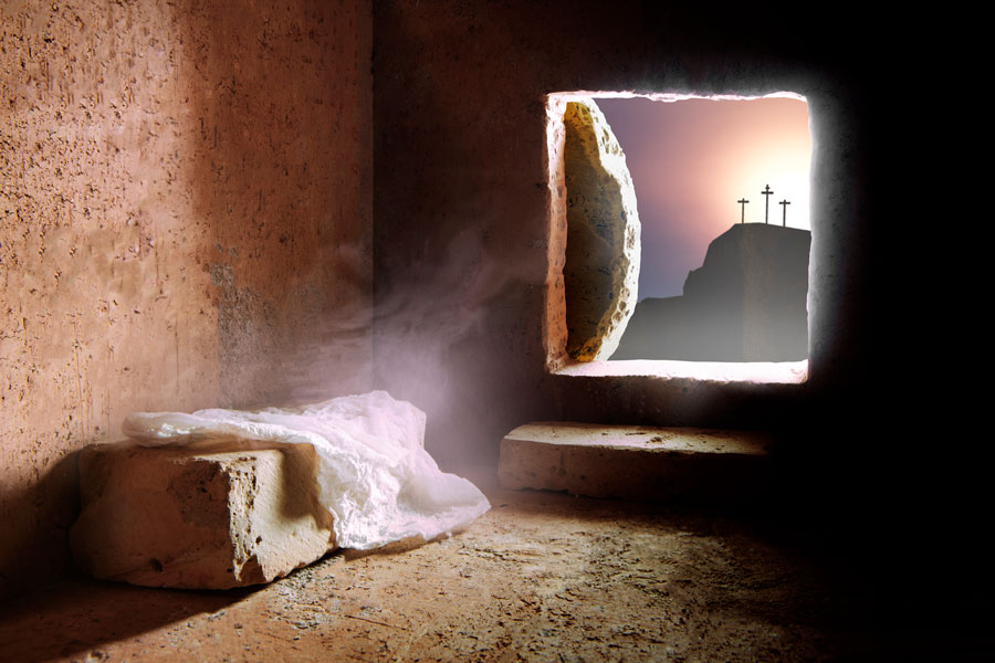 EASTER: Finding Proof of Christ's Resurrection