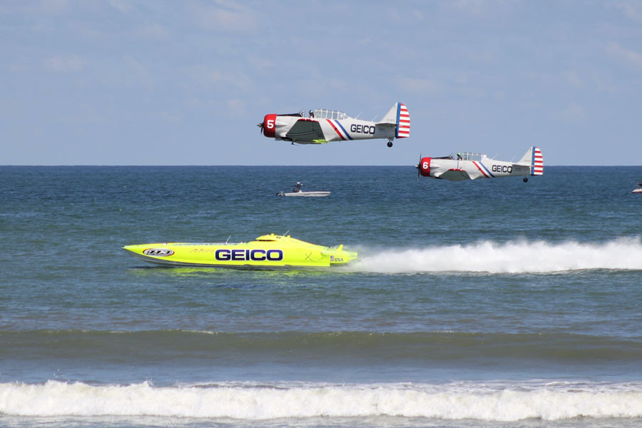 GEICO Skytypers Air Show Team to Perform During the 2021 Fort Lauderdale Air Show