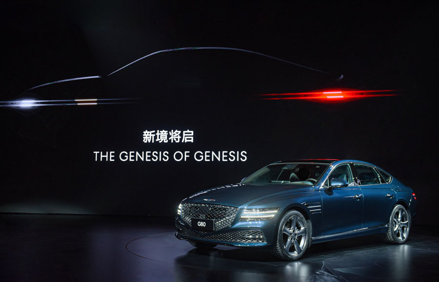 Genesis announced its arrival in China with an extraordinary event, introducing the brand to a new generation of Chinese customers seeking true distinction in luxury. Athletic Elegance, the distinctive Genesis design philosophy, was showcased with the unveiling of the Genesis G80 and Genesis GV80. To deliver the unique Genesis Experience, a new business model will be introduced in China with the goal of designing authentic relationships with Chinese customers.