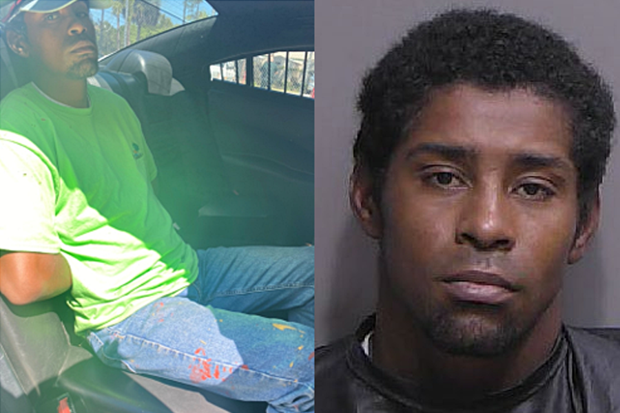 According to the Flagler County Sheriff's Office (FCSO), 24-year-old Jordan Greendale pushed a 79-year-old woman during an argument and then ripped off her mobile cardiac monitor wires that were attached to her chest. Greendale then fled the scene.