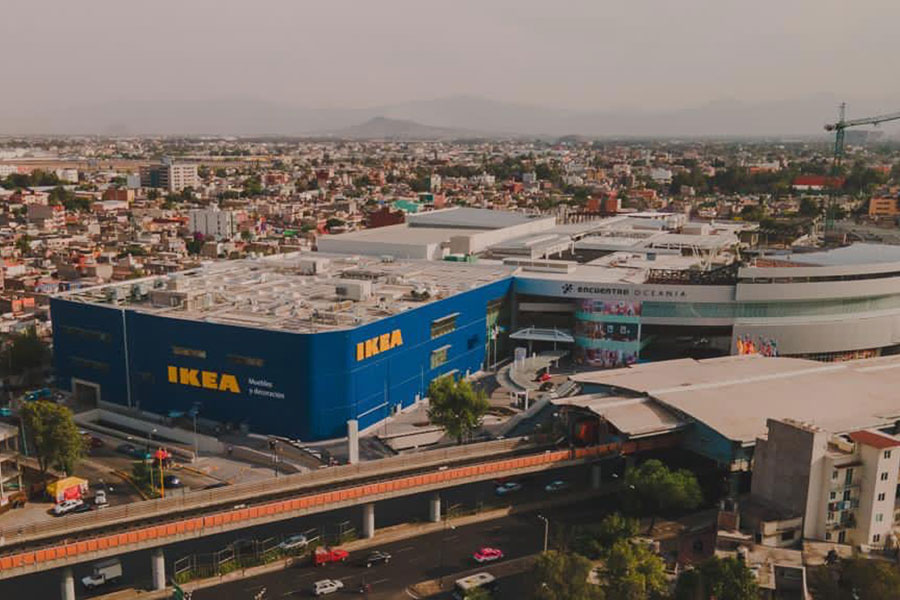 IKEA has announced the opening of its first store in Mexico
