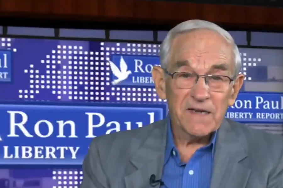 Speaking on the Ron Paul Liberty Report, Paul – the father of Kentucky Senator Rand Paul – alleged the freedoms that Americans take for granted are slowly being chipped away, and if a line isn't drawn sooner or later, life could truly become Orwellian in the United States.