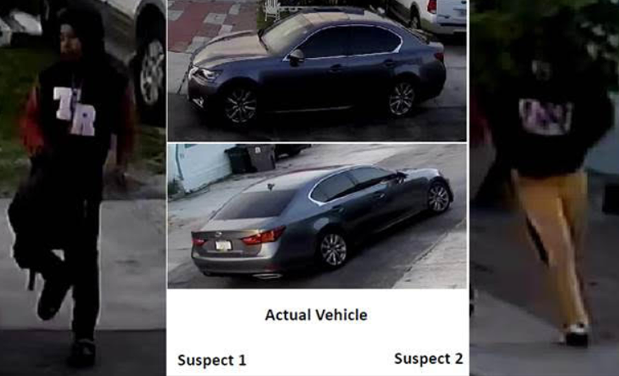 Suspects Wanted For Armed Robbery In The 1900 Block of Old Congress Ave in West Palm Beach