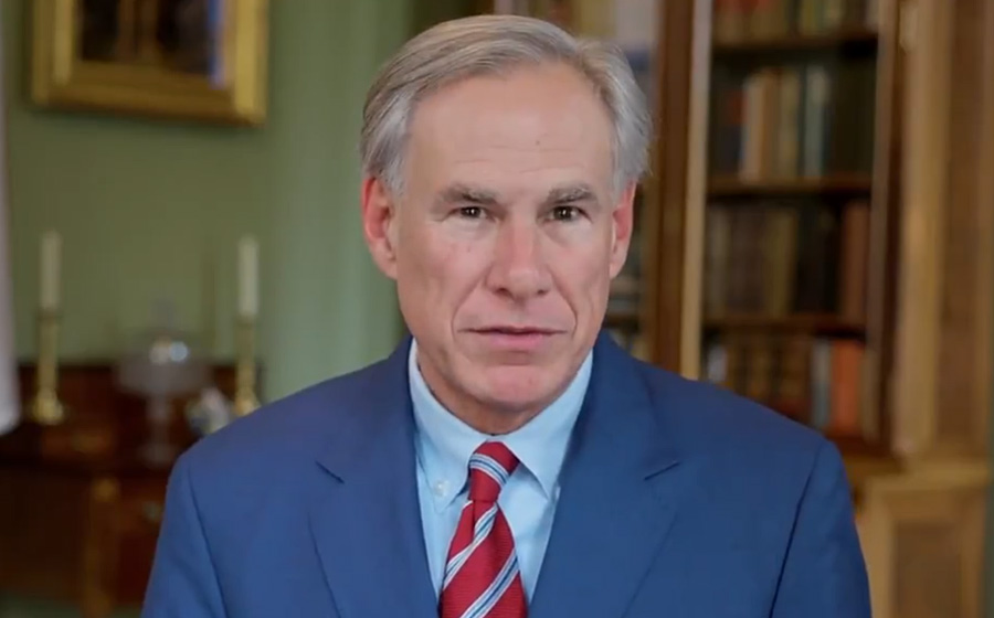 State agencies, political subdivisions, and publicly-funded public and private organizations are covered under Texas Governor Greg Abbott's ban, and are not allowed to require proof of COVID-19 immunization.