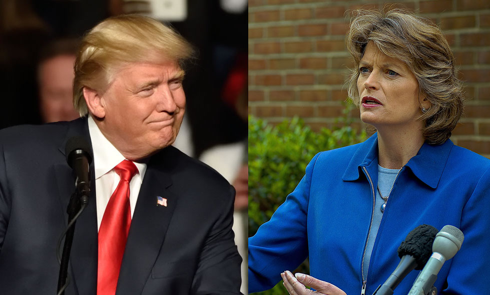 Senator Lisa Murkowski, along with six other Republican senators, voted to convict Trump during his second impeachment trial, an action that drew the ire of the former President, who promised to campaign against her ahead of the 2022 elections as an act of revenge.