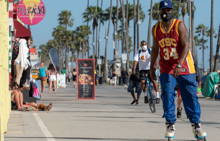 Once-Picturesque Venice Beach Boardwalk Now Violent and Dangerous Home for Transient, Visitors