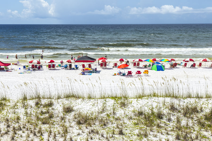Located on Boggy Bayou, which opens into Choctawhatchee Bay, Niceville Florida was originally called Boggy, Florida. It was part of Walton County. File photo: Travelview, Shutterstock.com, licensed.