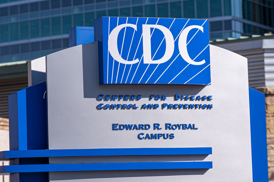 The Centers for Disease Control and Prevention headquarters in Atlanta, Georgia on March 6, 2020.File photo: Bear Productions, Shutterstock.com, licensed.