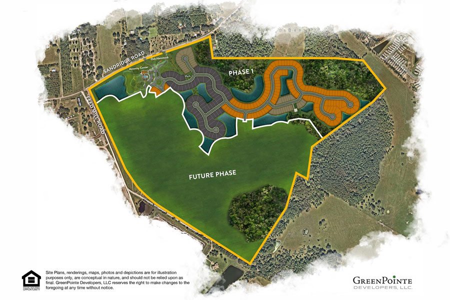Greenpointe Developers Announce Granary Park In Clay County; New Community Coming To One Of The Area's Fastest Growing Corridors