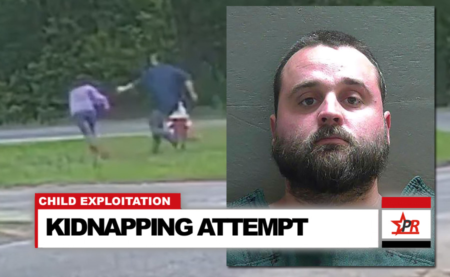 KIDNAPPING ATTEMPT