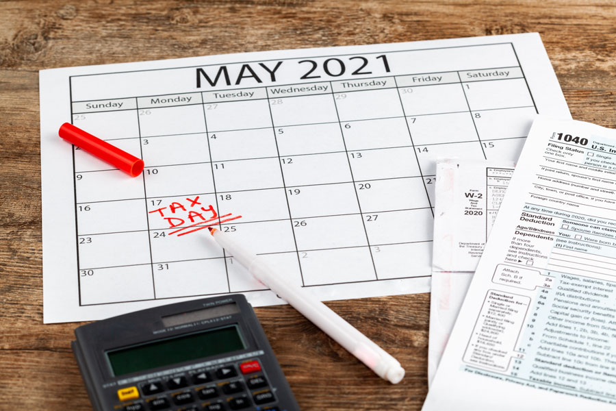 While we did get a short reprieve of a little over a month this year due to the pandemic, we are now just five days away from the May 17th filing deadline. Photo credit ShutterStock.com, licensed.