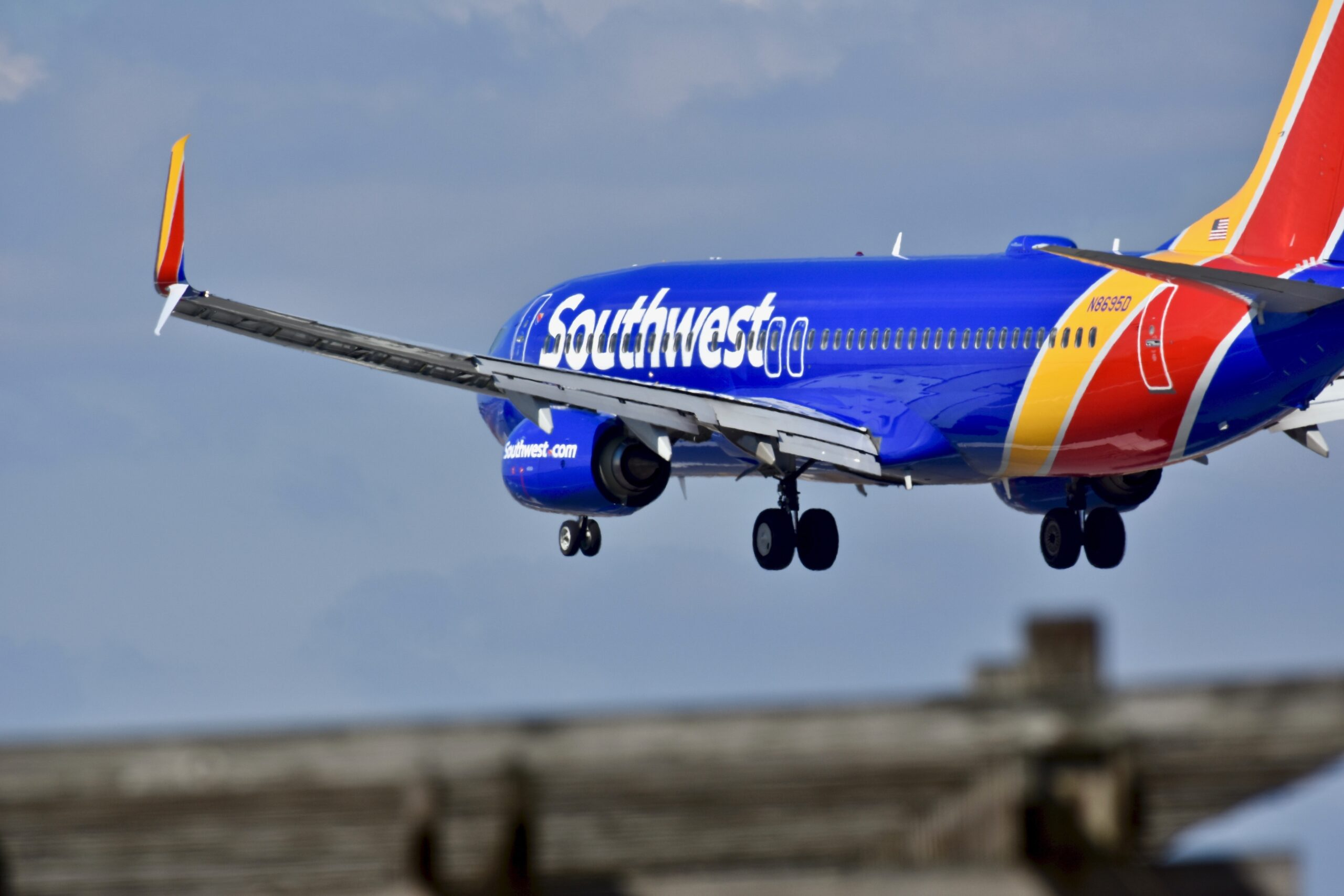 This is a second recent incident involving a disabled child and Southwest, according to a Colorado mother on Fox news, who says kicked her family off a different flight over fears her three-year-old son 'might' remove his mask due to a sensory processing disorder.