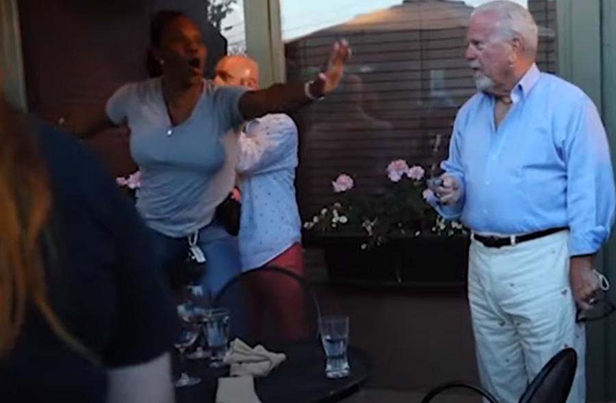 Diner Pulls Handgun on Armed BLM Protestors Swarming Louisville Restaurant
