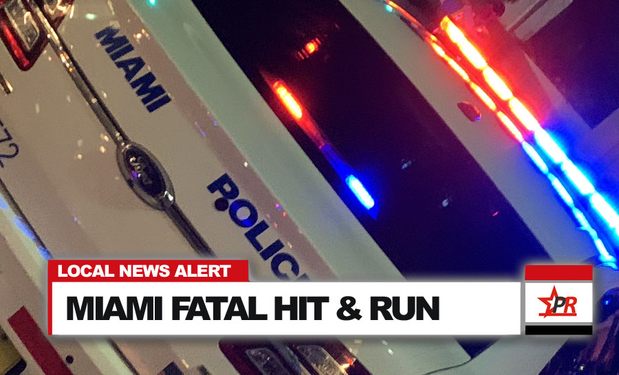 According to investigators, on Friday, May 14, a newer model Mercedes Benz struck a cyclist at SW 109 Avenue. Miami-Dade Fire Rescue responded and determined the cyclist deceased on the scene. The vehicle failed to stop and fled in an unknown direction.