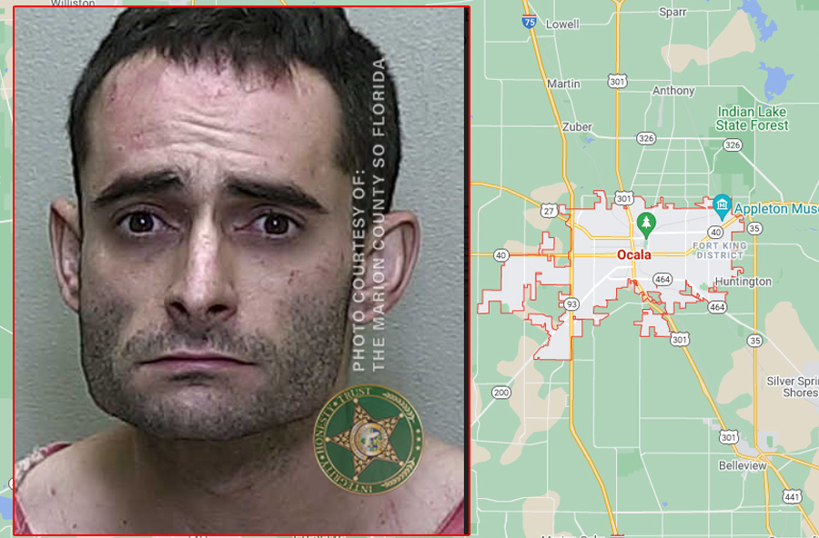 Nicholas James Trench, 31, was charged, with second degree murder, first degree arson, and abuse of a dead body.