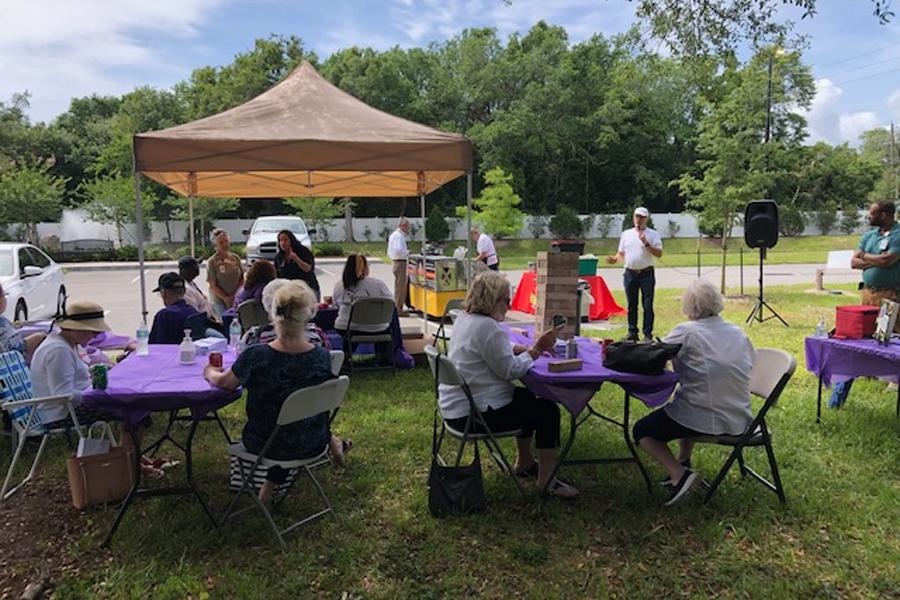 Community Hospice & Palliative Care Hosts Volunteer Appreciation Events in Jacksonville