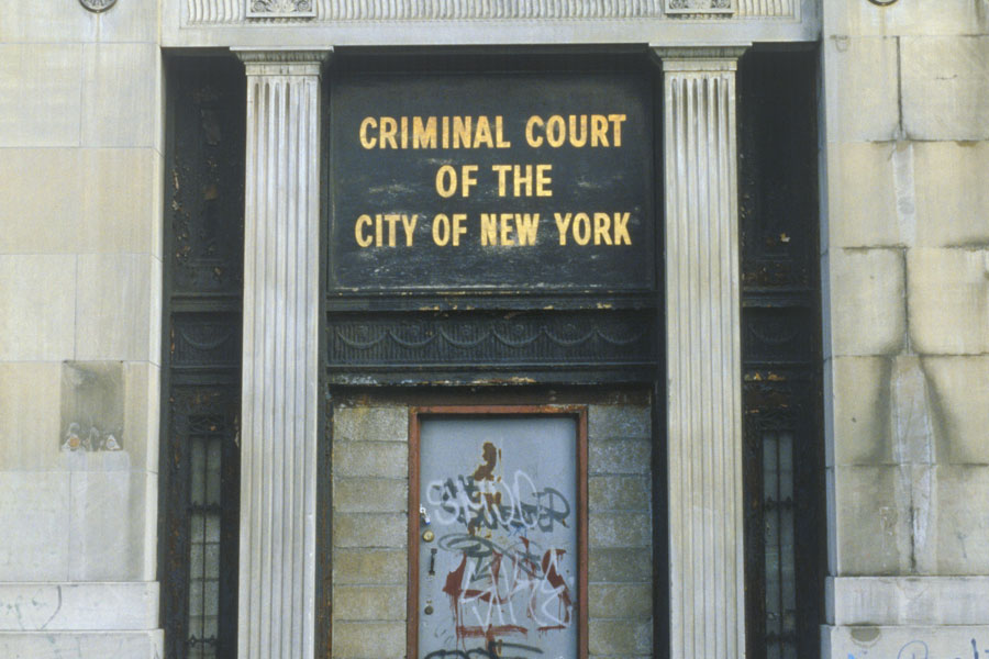 A New York judge dropped a gun case over the racial makeup of the grand jury. File photo credit: Joseph Sohm, Shutterstock.com, licensed.